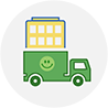 move my business icon The Green Truck Moving & Storage Company