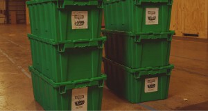 eco crammers The Green Truck Moving & Storage Company