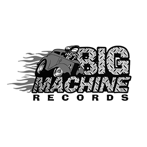 Big machine records logo partners of The Green Truck Moving & Storage Company