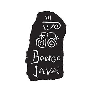 Bongo java logo partners of The Green Truck Moving & Storage Company