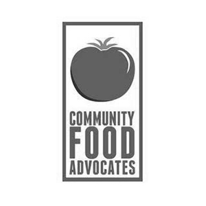 Community food advocates logo partners of The Green Truck Moving & Storage Company