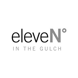 Eleven in the gulch logo partner of The Green Truck Moving & Storage Company