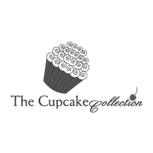 The cupcake collection logo partner of The Green Truck Moving & Storage Company
