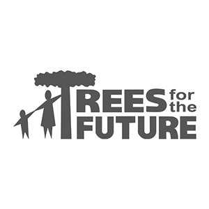 trees for the future logo partner of The Green Truck Moving & Storage Company